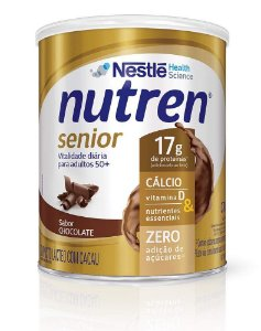 Nutren Senior Pó Chocolate 370g