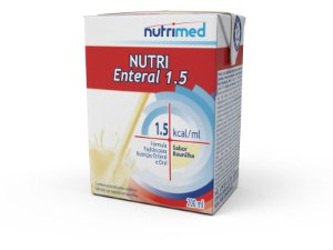 Nutri Enteral 1.5 Baunilha 200ml