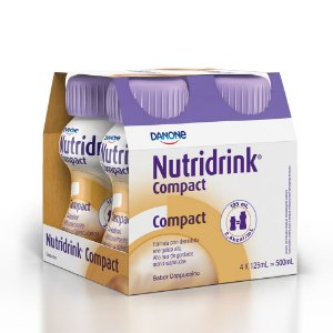 Nutridrink Compact Cappucino 4x125ml