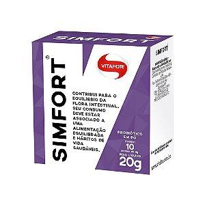 SIMFORT 10 sachês de 2g