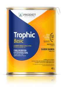 Trophic Basic Pó 400g