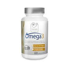 Humalin Ômega-3 - Pote com 60 cápsulas