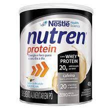 Nutren Protein - Baunilha - Lata de 400g