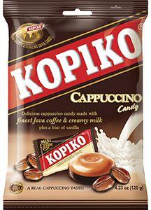 Bala de Cappuccino Kopiko