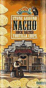 Chips de Tortilha Mexicana sabor Nacho