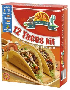 Taco Dinner Kit Cantina Mexicana