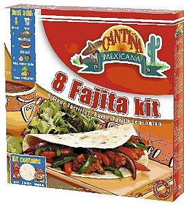 Kit Fajita Cantina Mexicana