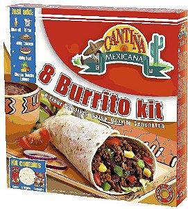 Kit Burrito Cantina Mexicana