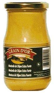Mostarda de Dijon Extra Forte Grain D'Or