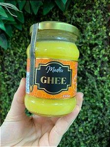 Manteiga Ghee Madhu 150g