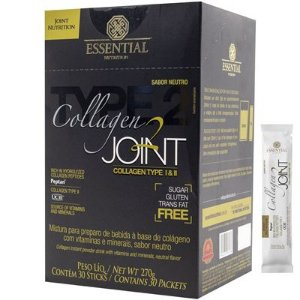 Collagen Joint Tipo 1 e 2 Neutro