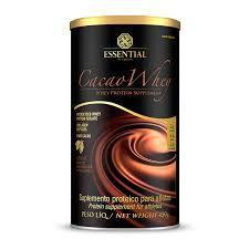 Cacao Whey Lata