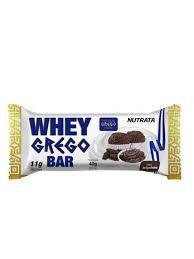 Whey Grego Bar Brigadeiro 40g