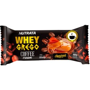 Whey Grego Coffe Caramelo 40g