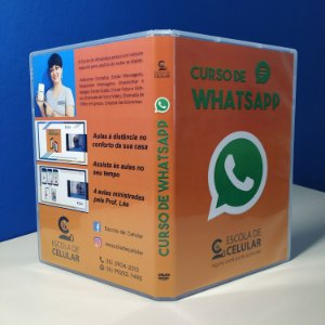 DVD Curso de WhatsApp