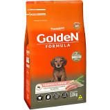 GOLDEN FILHOTE FRANGO E ARROZ MINI BITS 1KG