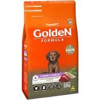 GOLDEN FORM FRANGO MINI BITS FILHOTE 3KG