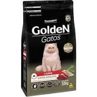 GOLDEN GATOS ADULTO CARNE 3KG