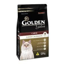 GOLDEN GATOS CASTRADOS CARNE 1KG
