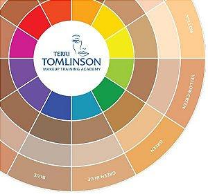 Círculo Cromático Terri Tomlinson
