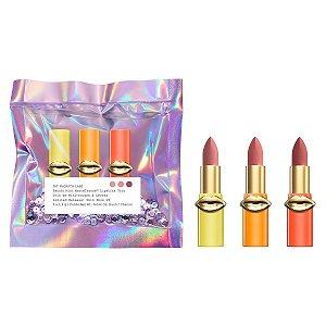 Mini MatteTrance Lipstick Trio Skin Show V2