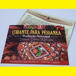 Tinta para pêssanka - corante AMARELO