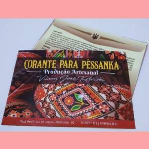 Tinta para pêssanka - corante ROSA