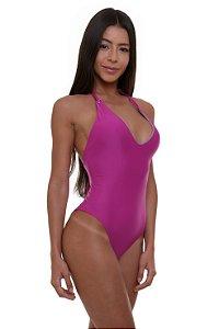 Body Spine Purple Bay