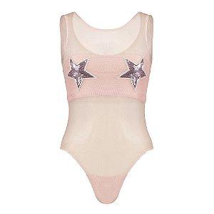 Body Basic Tule Star