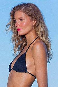 Bikini Lolla Suede Preto