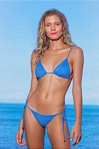 Bikini Lolla Suede Azul Indigo