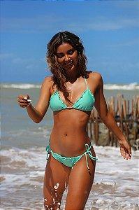 Bikini Ripple Verde Atlantis