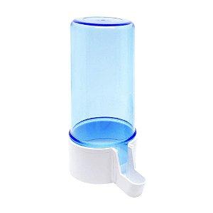Bebedouro Azul 200ml - Gaiolas Malha Fina