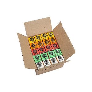 Caixa Best Mix Paçoca 40 unidades - 1 kg - Pasoka