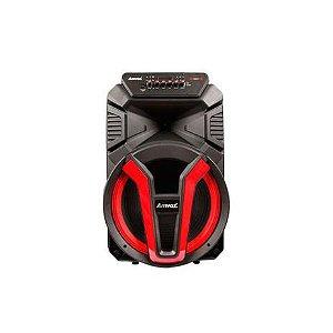 Caixa de Som Amplificada Amvox ACA 780 Vulcano 700W com Bluetooth e USB Preto - Bivolt