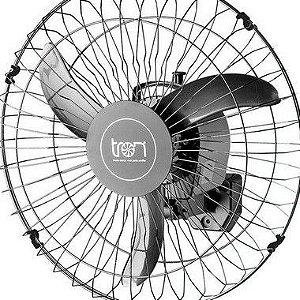 Ventilador Parede 50cm Oscilante Cl-Alt Preto-Tron