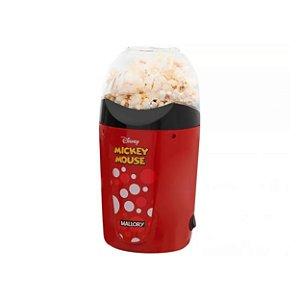 Pipoqueira Mallory  Mickey Mouse - Vermelha