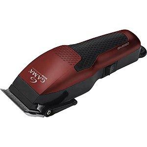 Cortador de Cabelo Gama GM 590 Red New-Gama