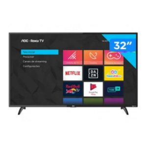 TV 32 Smart Led 32S5195/78G-AOC