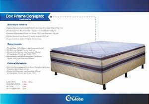 Box Casal Mola Prisma 138x188x53-Globo