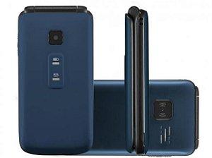 Celular Flip Vita P9020 Azul-Multilaser