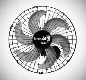 Ventilador de Parede Tufão M2 50cm Bivolt - Hot Sat