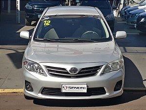 TOYOTA COROLLA - 2011/2012 1.8 XLI 16V FLEX 4P AUTOMÁTICO