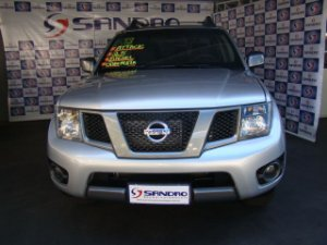 FRONTIER 2.5 SV ATTACK 10 ANOS 4X2 CD TURBO ELETRONIC DIESEL 4P MANUAL  2012/2013