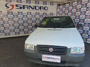 FIAT UNO - 2012/2013 1.0 MPI MILLE WAY ECONOMY 8V FLEX