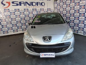 PEUGEOT 207 1.4 XR SPORT 8V FLEX 4PTS MANUAL  2009/2010
