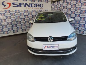 VOLKSWAGEN SPACEFOX 1.6 MI TREND 8V FLEX 4P MANUAL  2011/2012