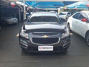 CHEVROLET   CRUZE  1.8 LT 16V FLEX 4P AUTOMÁTICO 2016  /  2016  Cinza