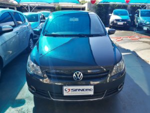 VOLKSWAGEN   GOL  1.6 MI POWER 8V FLEX 4P MANUAL G.V 2009  /  2010  Cinza