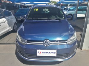 VOLKSWAGEN   SPACEFOX  1.6 MSI COMFORTLINE 8V FLEX 4P MANUAL 2014  /  2015  Azul